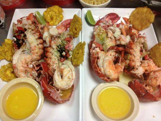 Lobster, Condado, San Juan, Puerto Rico, Restaurant, Via Appia, Seafood, Dinner, Food
